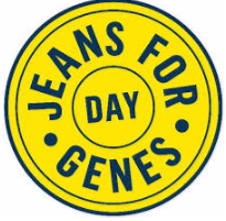 Jeans for genes logo