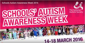 Schools' Autism week
