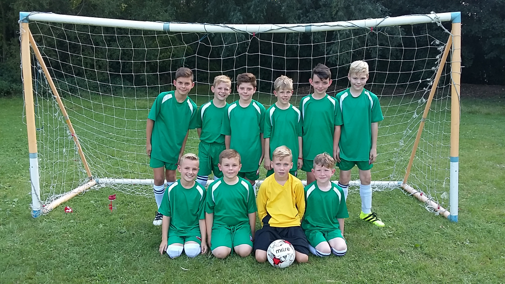 Year 5 Boys Football