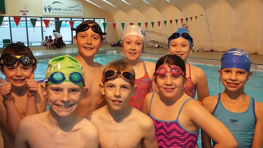 swimming-team